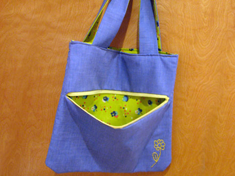Tote Bag For Natalie